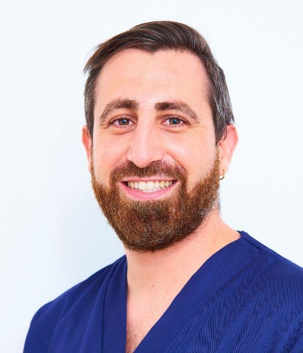 Sergio Muñoz - Enfermería - Alicante | KLINIK PM