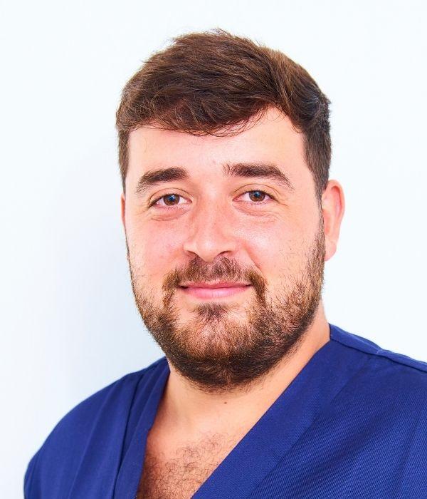Pablo Berrotarán - Enfermería - Alicante | KLINIK PM