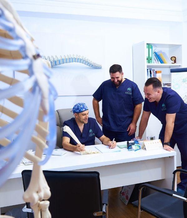 Clínica de Traumatología Alicante - Dr. Pablo Martínez | KLINIK PM