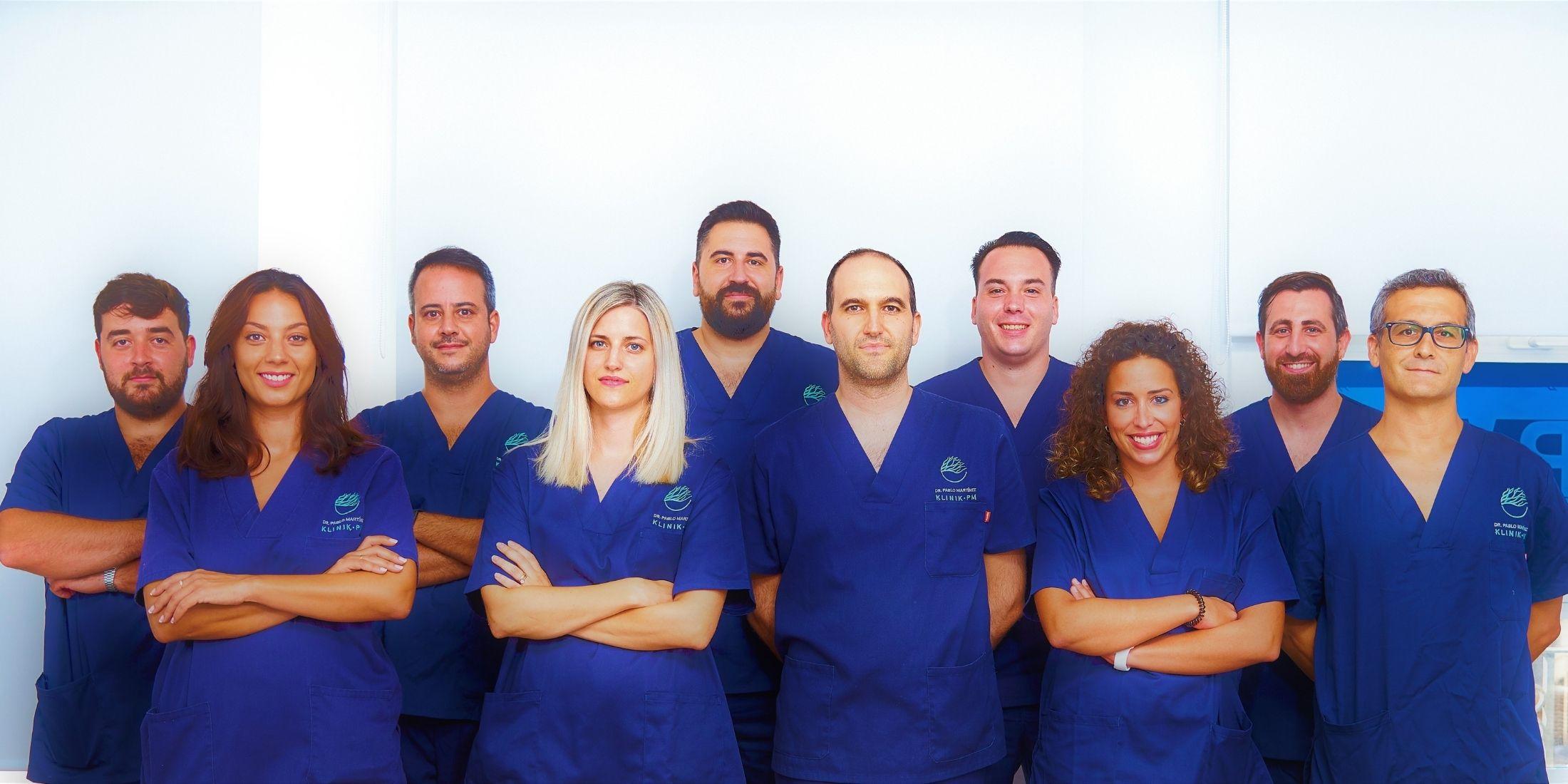 Traumatólogo Alicante - Dr. Pablo Martínez | KLINIK PM