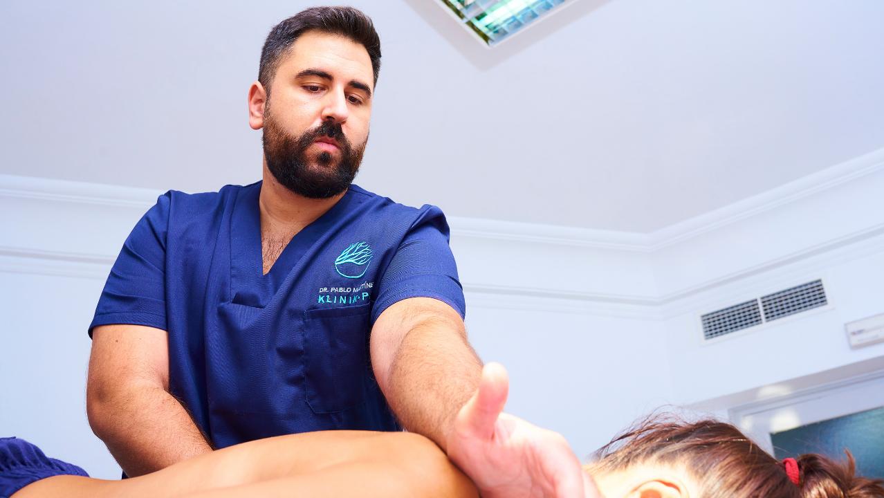Fisioterapia Alicante - Tratamientos | KLINIK PM