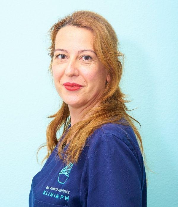 Cristina Moreno - Coordinadora Intervencionismo y Logística | Klinik PM