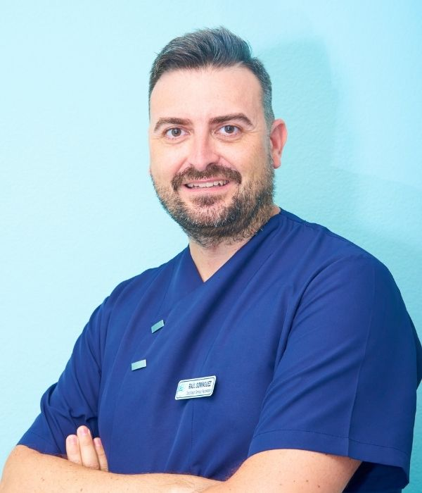 Raúl Domínguez Barroso | Coordinador General Fisioterapia Klinik PM
